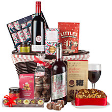 Buy John Lewis 'Winter Warmer' Hamper Online at johnlewis.com