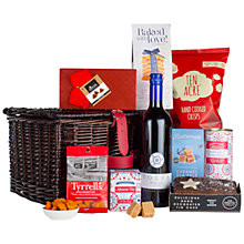 Buy John Lewis 'Festive Treats' Hamper Online at johnlewis.com