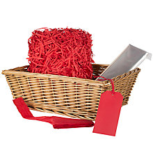 Buy John Lewis 'Build Your Own' Hamper, Open Basket Online at johnlewis.com
