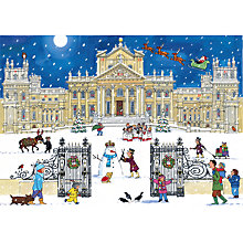 Buy Alison Gardiner 'Christmas At The Palace' Advent Calendar Online at johnlewis.com