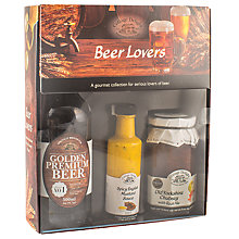 Buy Cottage Delight Beer Lovers Gift Set, 1.1kg Online at johnlewis.com