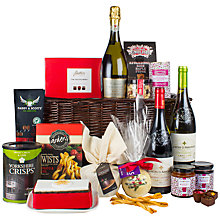 Buy John Lewis 'Spirit Of Christmas' Hamper Online at johnlewis.com