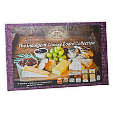 Buy Cottage Delight 'Indulgent Cheese' Hamper Online at johnlewis.com