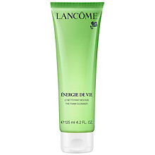 Buy Lancôme Énergie De Vie Foaming Cleanser, 200ml Online at johnlewis.com