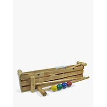 Buy Bex Croquet Pro Game in a Wooden Box Online at johnlewis.com
