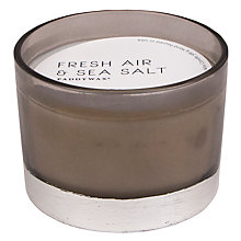 Buy Paddywax Gilt Air Sea Salt 3 Wick Scented Candle Online at johnlewis.com