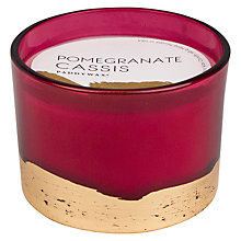 Buy Paddywax Gilt Pomegranate Cassis 3 Wick Scented Candle Online at johnlewis.com