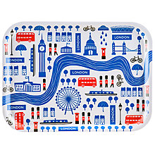 Buy Ary London Small Rectangle Tray, FSC-certified (Birch) Online at johnlewis.com