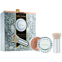 Buy bareMinerals Double Platinum Original Foundation Kit, Medium Beige Online at johnlewis.com