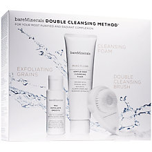 Buy bareMinerals Double Cleansing Method™ Skincare Gift Set Online at johnlewis.com