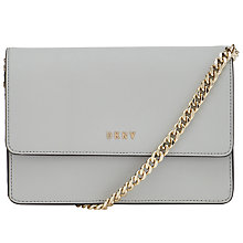 Buy DKNY Bryant Park Saffiano Across Body Flap Chain Bag Online at johnlewis.com
