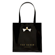 Buy Ted Baker Minacon Bow Small Icon Bag Online at johnlewis.com