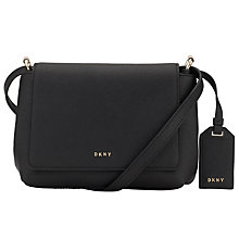 Buy DKNY Bryant Park Saffiano Leather Mini Across Body Bag Online at johnlewis.com