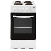 Buy Beko BS530 Electric Cooker Online at johnlewis.com