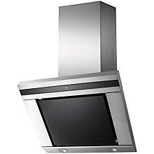 Buy Samsung HDC6475TG/XEO Chimney Cooker Hood, Stainless Steel Online at johnlewis.com
