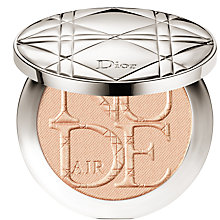 Buy Dior Diorskin Nude Air Luminser Powder, Shimmer 001 Online at johnlewis.com