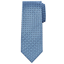 Buy Hackett London Crosshatch Silk Tie Online at johnlewis.com