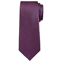 Buy Hackett London Diamond Silk Tie Online at johnlewis.com