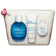 Buy Clarins Eau Ressourçante, 100ml Fragrance Gift Set Online at johnlewis.com