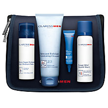 Buy ClarinsMen Collection Skincare Gift Set Online at johnlewis.com