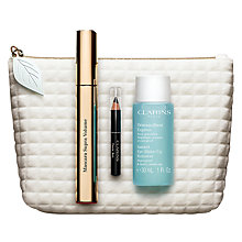 Buy Clarins Eye Makeup Collection Gift Set Online at johnlewis.com