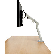 Buy Herman Miller CBS Flo Dynamic Monitor Arm & Flo Split Clamp Online at johnlewis.com