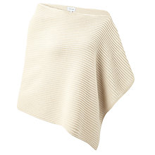 Buy Jigsaw Ottoman Knit Poncho Online at johnlewis.com