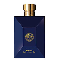 Buy Versace Pour Homme Dylan Blue Performed Bath & Shower Gel, 250ml Online at johnlewis.com