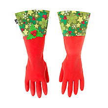 Buy Vigar Mistletoe Washing Up Gloves Online at johnlewis.com