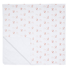 Buy Cabbages & Roses Catherine Rose Quilted Bedspread Online at johnlewis.com