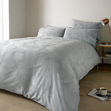 Buy Jigsaw Azurite Jacquard Bedding Online at johnlewis.com