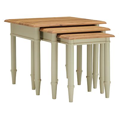 John Lewis Stockbridge Nest of 3 Tables