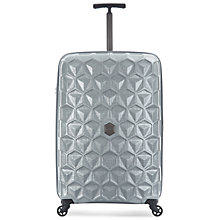 Buy Antler Atom 4-Wheel 74cm Suitcase Online at johnlewis.com