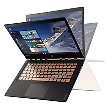 "Buy Lenovo YOGA 900S Convertible Laptop with Active Pen, Intel Core M7, 8GB RAM, 256GB SSD, 12.5"" Touch Screen Online at johnlewis.com"