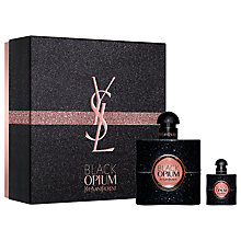 Buy Yves Saint Laurent Black Opium 50ml Eau de Parfum Fragrance Gift Set Online at johnlewis.com