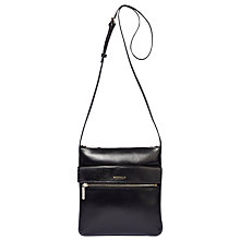 Buy Modalu Erin Leather Across Body Bag Online at johnlewis.com