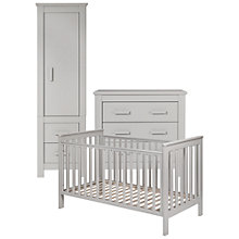 Buy John Lewis Lasko Nursery Furniture Set, Grey Online at johnlewis.com