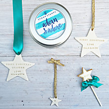 Buy StompStamps Personalised Decoration Kit Online at johnlewis.com