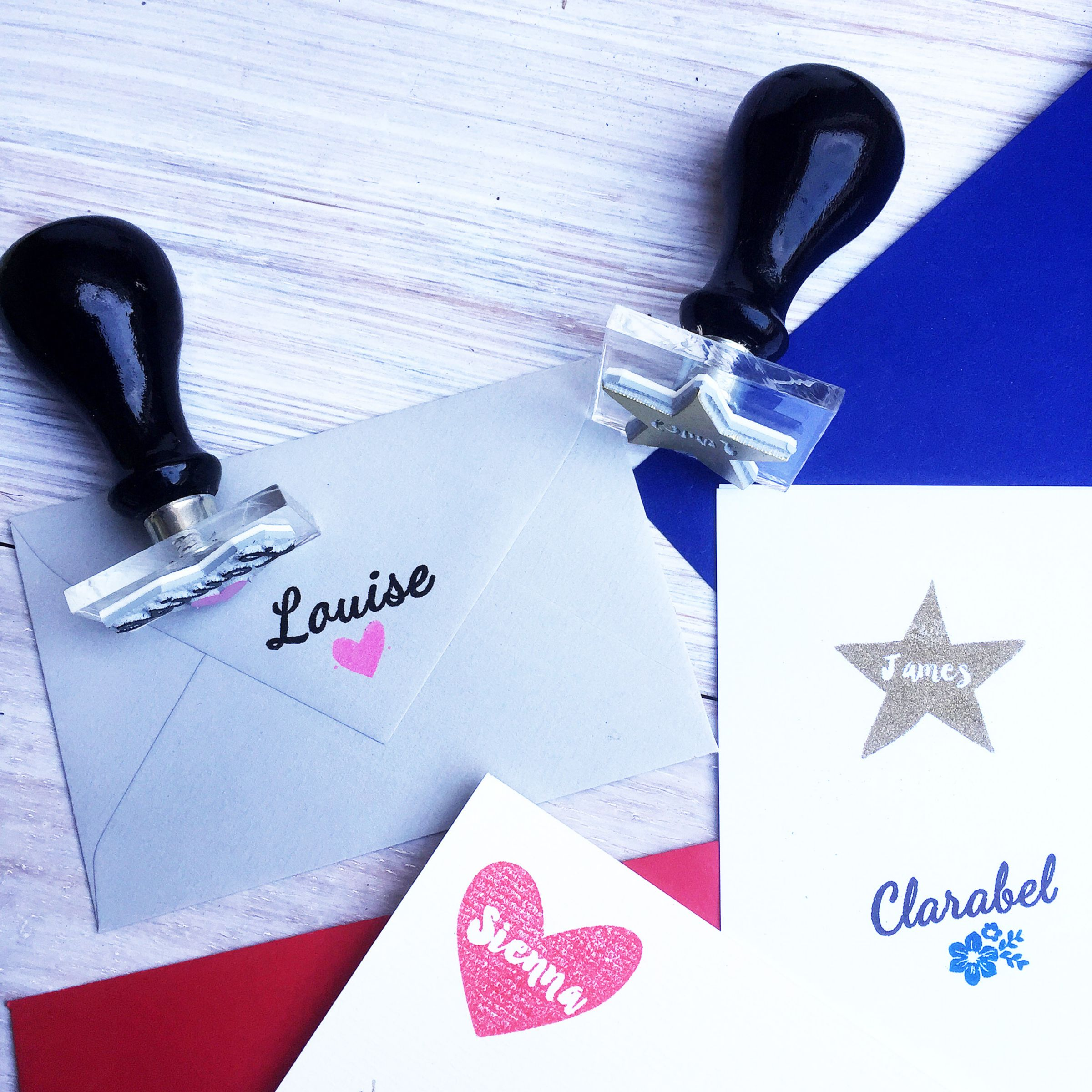 StompStamps StompStamps Personalised Child's Name Stamp