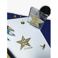 Buy StompStamps Personalised Star Teacher Gift Stamp Online at johnlewis.com
