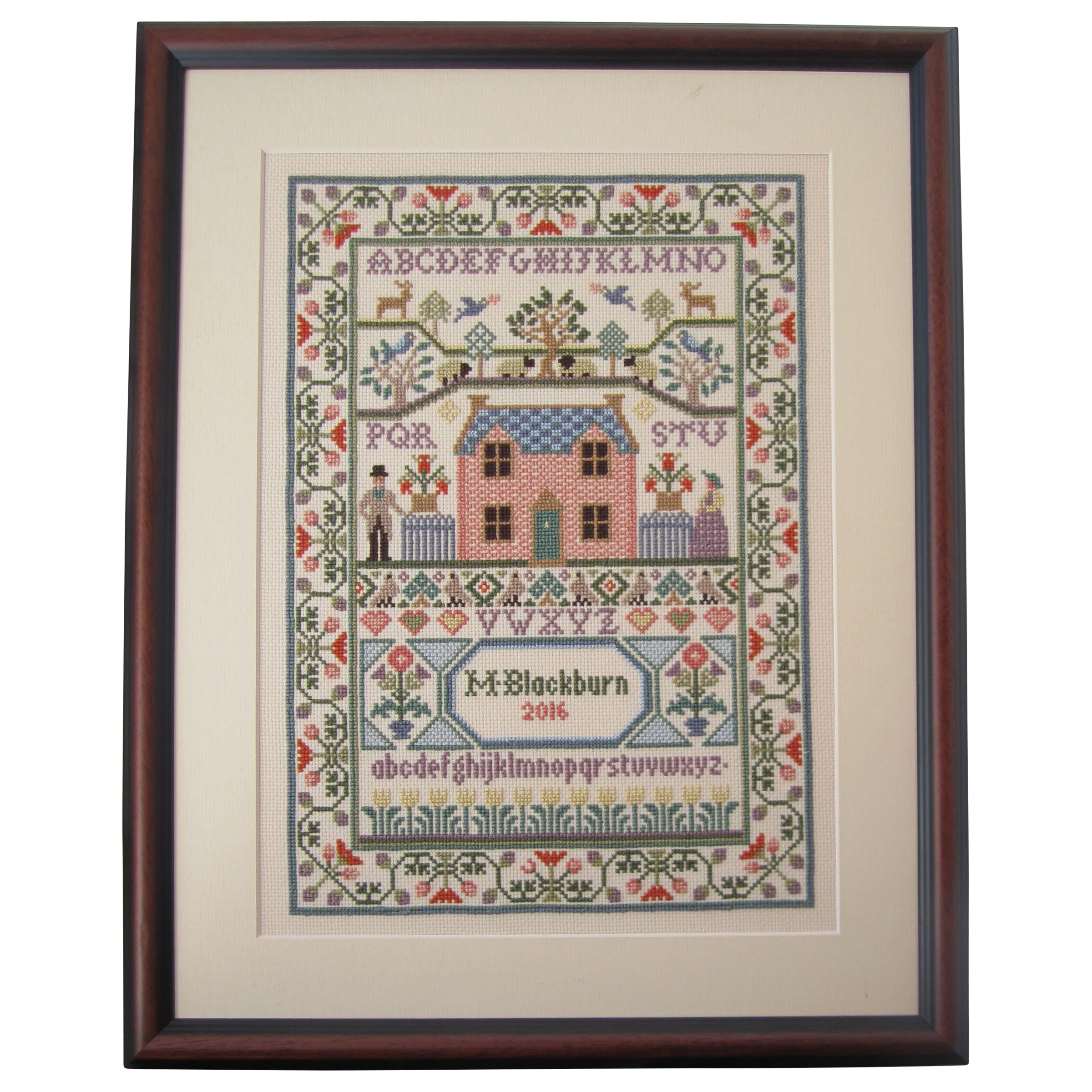 Bothy Threads Bothy Threads Cottage Counted Cross Stitch Kit