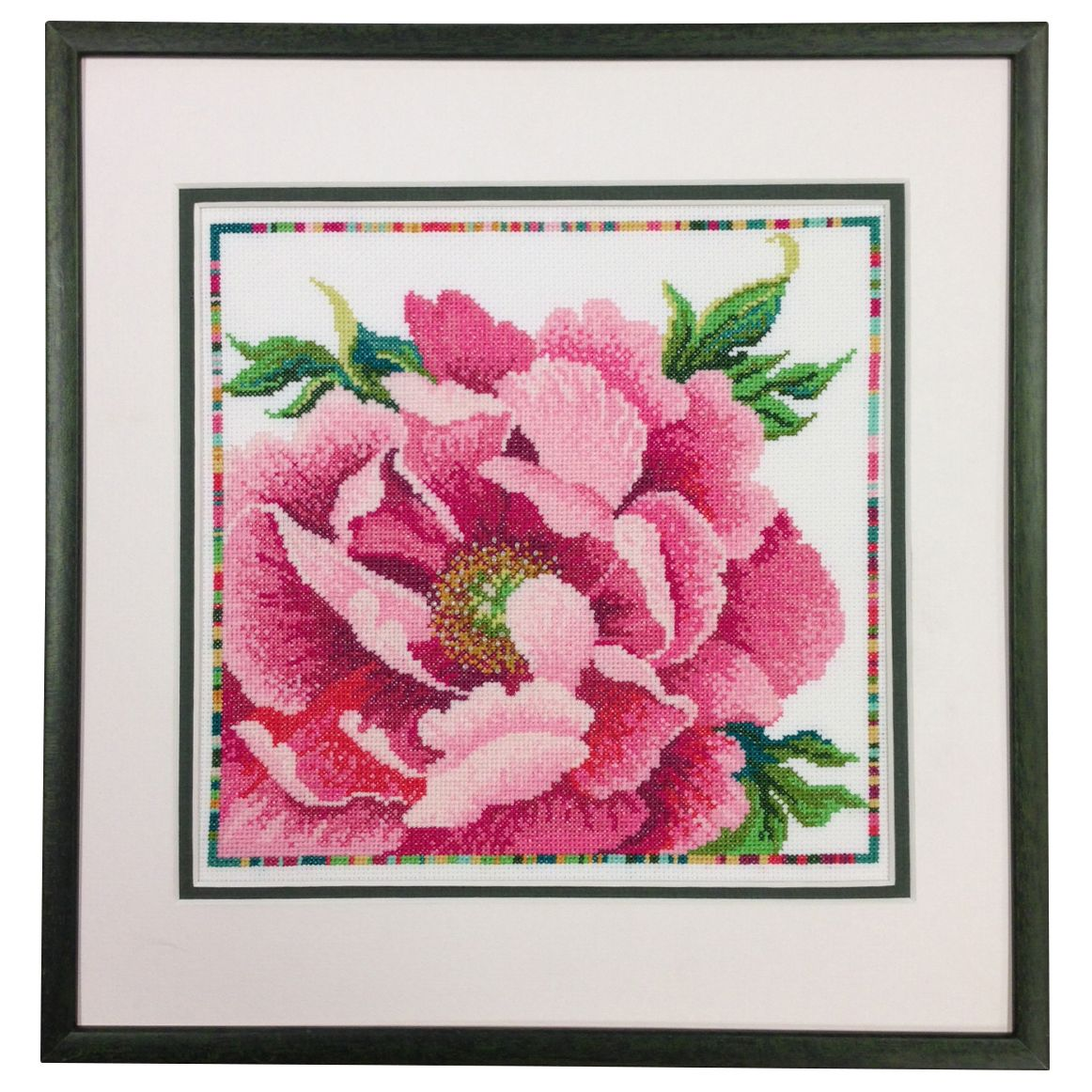 Bothy Threads Bothy Threads Peony Counted Cross Stitch Kit