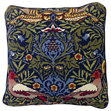 Buy Bothy Threads William Morris Bird Printed Canvas Tapestry Kit Online at johnlewis.com