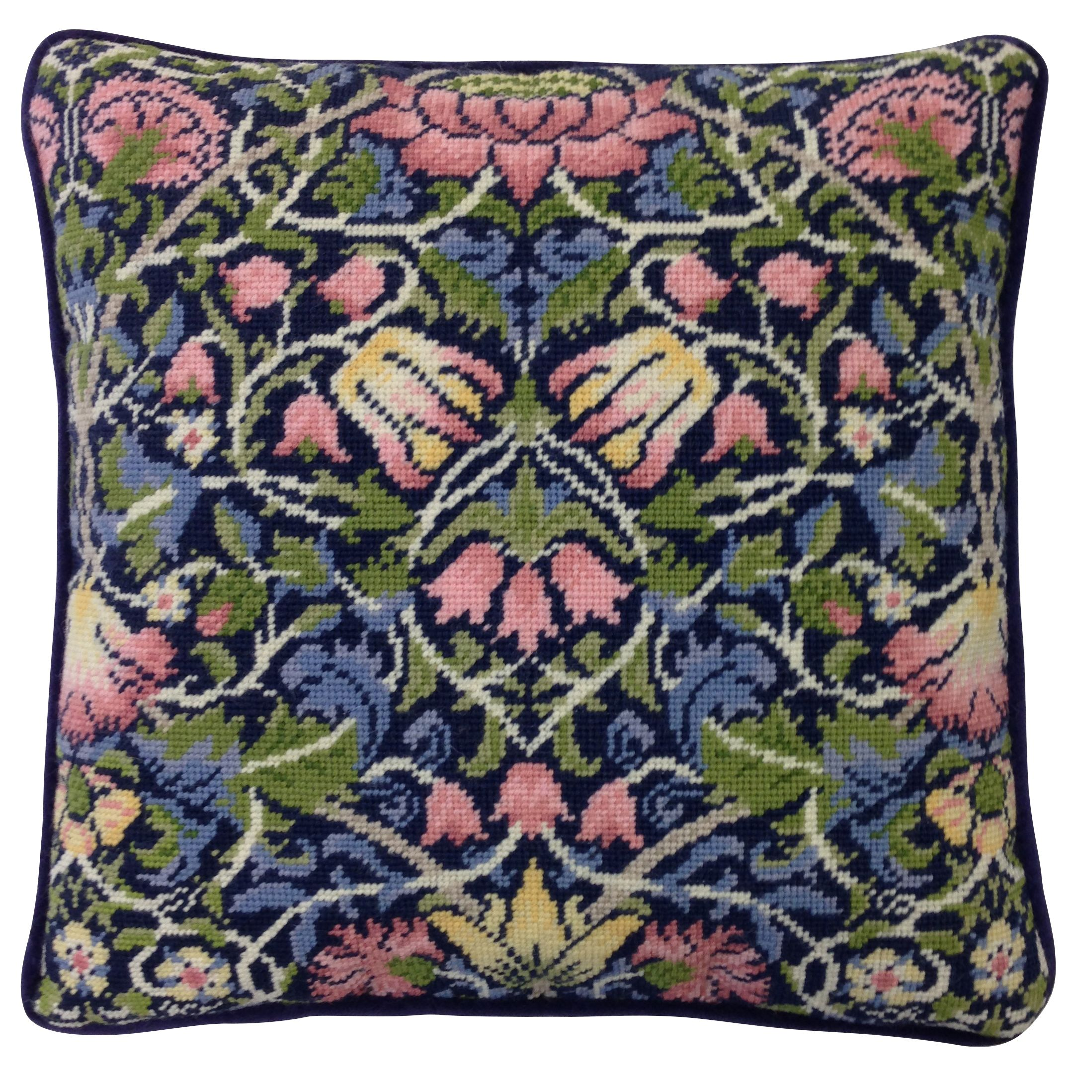 Bothy Threads Bothy Threads William Morris Bell Flower Printed Canvas Tapestry Kit