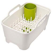 Buy Joseph Joseph Wash & Drain Plus Washing-Up Bowl Online at johnlewis.com