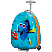 Buy American Tourister Findingdory 2-Wheel Cabin Case, Blue Online at johnlewis.com