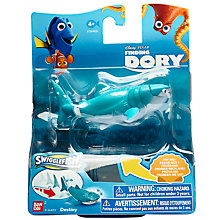 Buy Finding Dory Destiny Swigglefish Toy Online at johnlewis.com