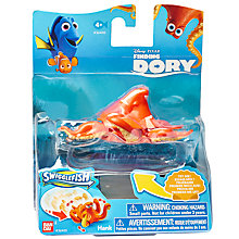 Buy Finding Dory Hank Swigglefish Toy Online at johnlewis.com