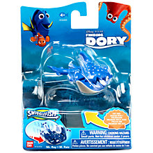 Buy Finding Dory Mr. Ray Swigglefish Toy Online at johnlewis.com