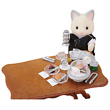 Buy Sylvanian Families Cat Butler Set Online at johnlewis.com